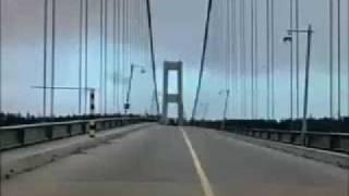 Die besten 100 Videos Brücke schwingt und bricht zusammen.