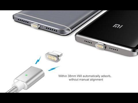 Магнитный кабель для быстрой зарядки Micro USB, Type-C, для iPhone