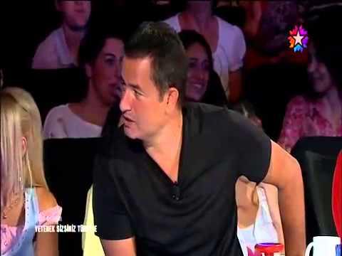 Yetenek Sizsiniz Yozgatlı Recep Salman Beatbox  14 09 2013