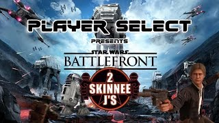 Star Wars Battlefront: 2 Skinnee J's Edition - Irresistible Force/Mind Trick