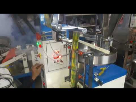 Automatic Supari Pouch Packing Machine