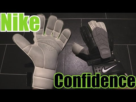 Nike Confidence Goalkeeper Gloves Review