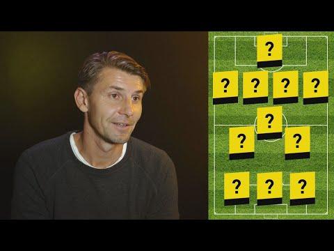 """My Dream Team""   Derby Hero Ebi Smolarek's BVB Legends Line-Up"