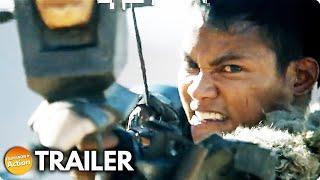 MONSTER HUNTER (2020) Chinese Trailer NEW FOOTAGE | Tony Jaa Action Fantasy Movie