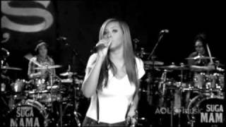 Beyonce   If I Were A Boy Live (AOL Sessions) HDTV