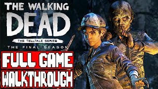 THE WALKING DEAD TELLTALE SEASON 4 Episode 2 Gameplay Walkthrough Part 1 FULL GAME - No Commentary