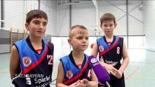 Sat.1 Bayern: Die Basketballabteilung des Post SV Nürnberg