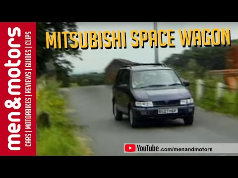 Review: Mitsubishi Space wagon