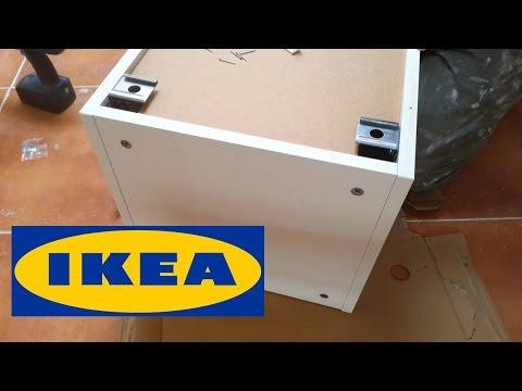 Ikea Metod Assembly Kitchen Wall Cabinet Playing