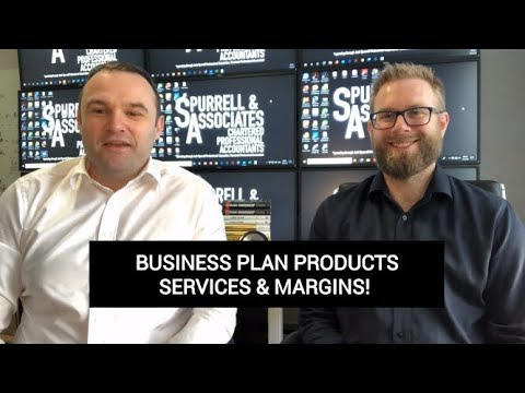 Edmonton Business Consultant | Business Plan Products Services & Margins