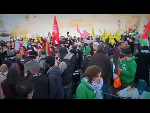 Διαδηλώσεις κατά του Νετανιάχου σε Παρίσι και… Τελ Αβίβ