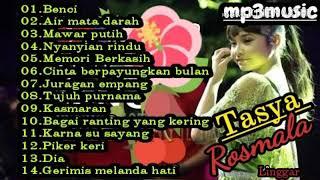 Tasya Rosmala Full Album|| Benci,cinta Berpayung Kan Bulan,bagai Ranting Yang Kering
