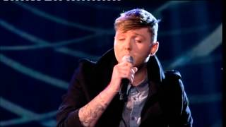 Live Show #2 James Arthur sings Mary J Blige's No More Drama The X Factor UK 2012