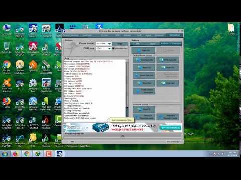 SM G903F ROOT READ WRITE CERT FIX IMEI - смотреть онлайн на