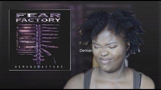Fear Factory- Demanufacture REACTION!!!