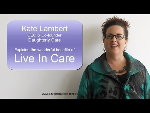 In Home Care specialists in Aged Care for over 18 years