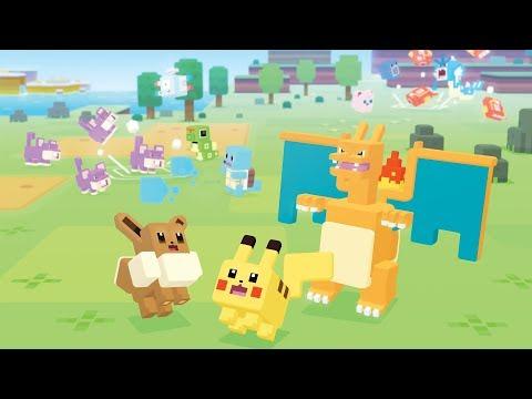 Trailer d'annonce de Pokémon Quest