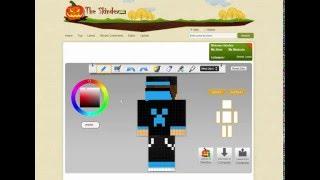 Minecraft|Skin Edit Ep 2|Cooly Blue Boy