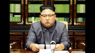 Kim Jong-Un Responds To Trump