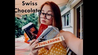 Top 6 Swiss Chocolates!!! Must Tries
