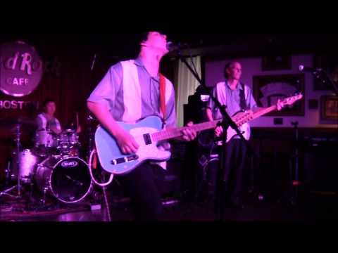 Aaron Norcross Jr  & The Old Dogs   Stevie Ray Vaughn's The Sky Is Crying   Hardrock Cafe Boston