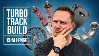 Turbo Track Build Challenge: Part 1
