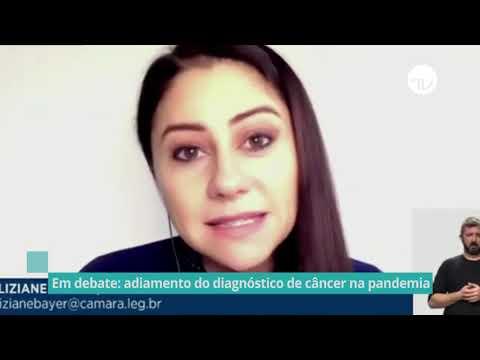 Secretaria da Mulher debate suspensão do tratamento de câncer de mama durante pandemia - 09/10/20