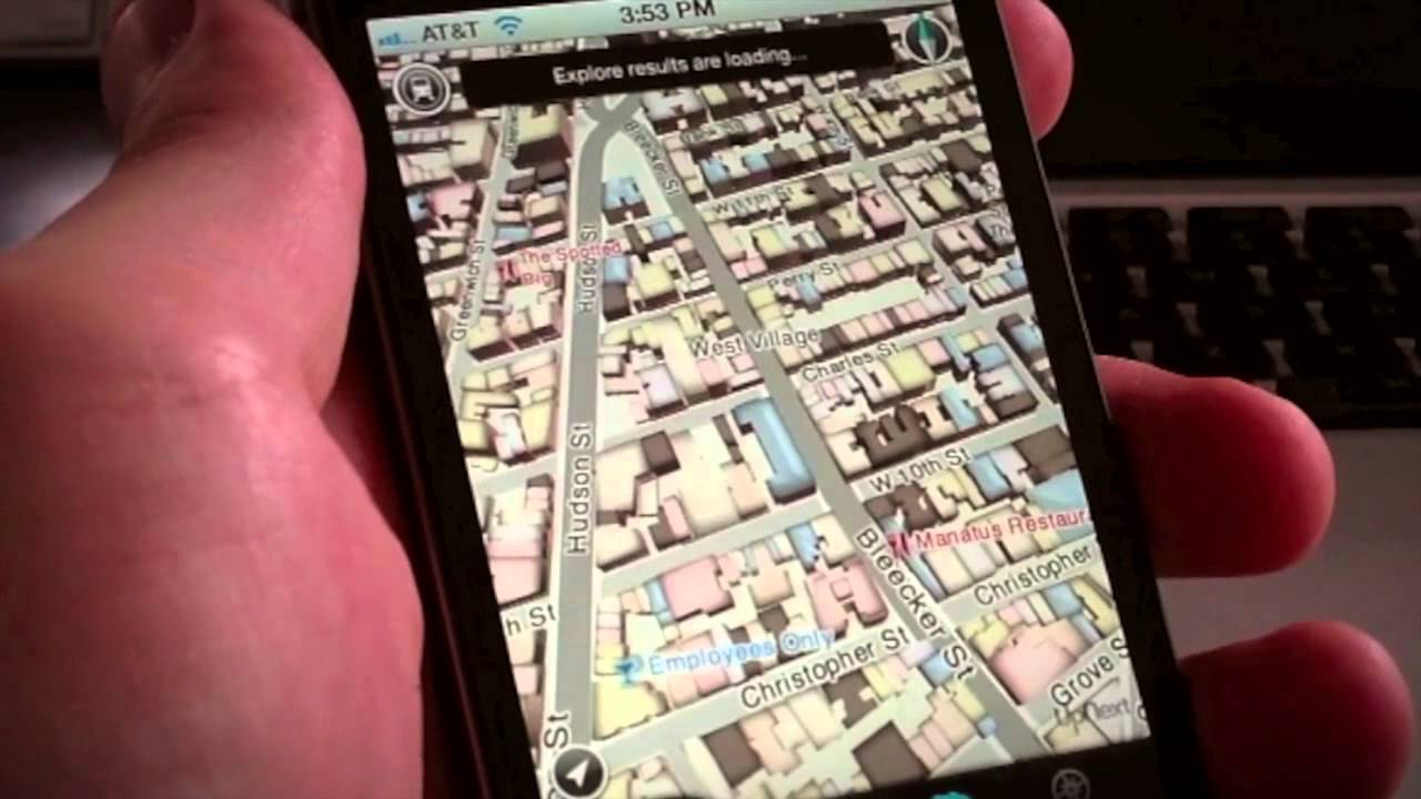 Get Ready For Amazon Maps