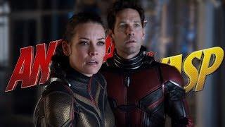 Reaction | Трейлер #2 «Человек-Муравей и Оса/Ant-Man and the Wasp»