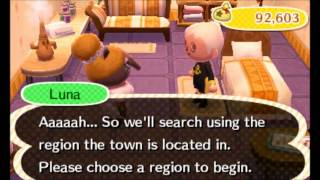 Lets Play Animal Crossing New Leaf Nintendo 3DS + 365 Days + Day 29 + Dream A Little Dream !