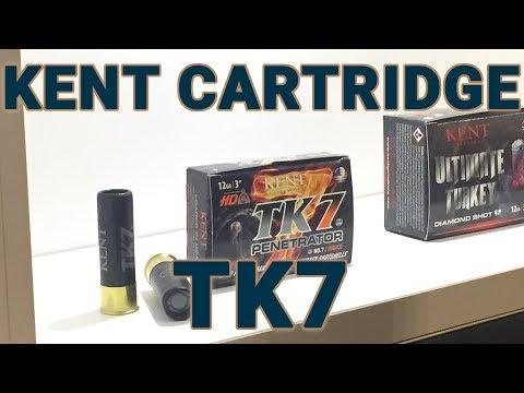 The Kent Cartridge TK7 Penetrator Turkey Load (VIDEO)