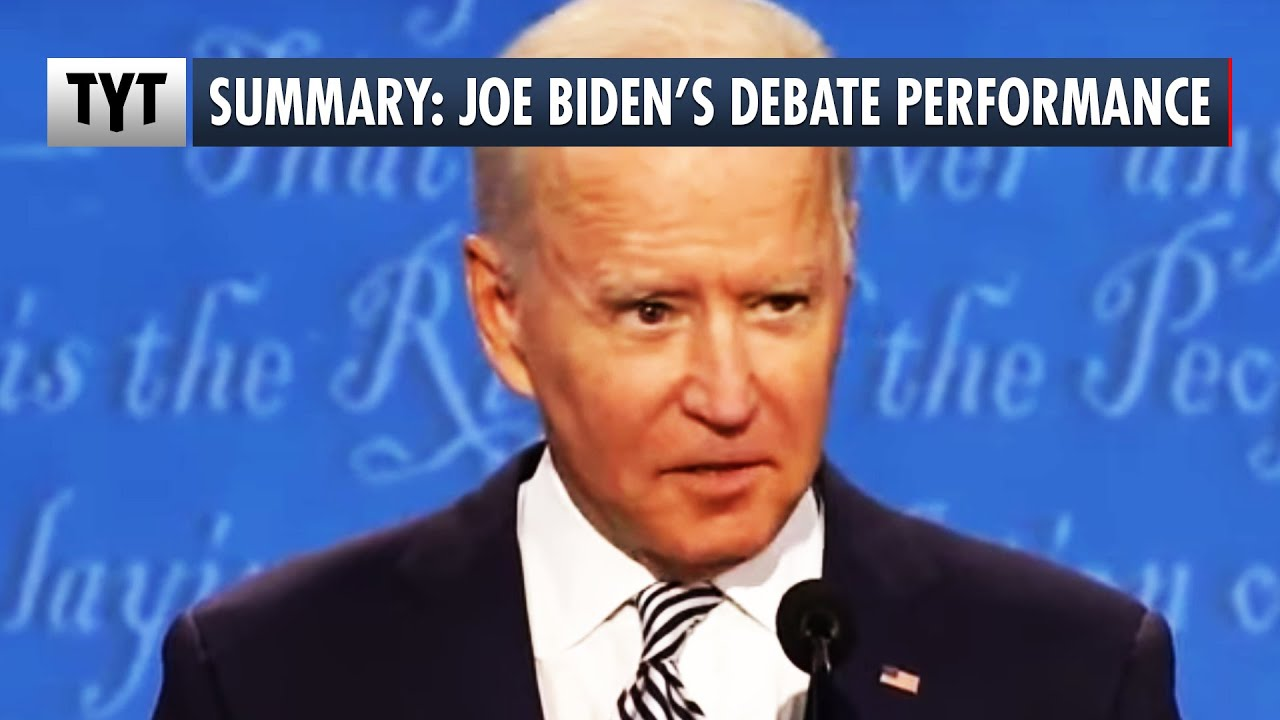 Joe Biden Shell Shocked By Trump's Debate Attacks thumbnail