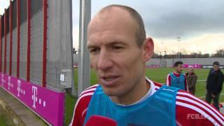 Arjen Robben Is Back!
