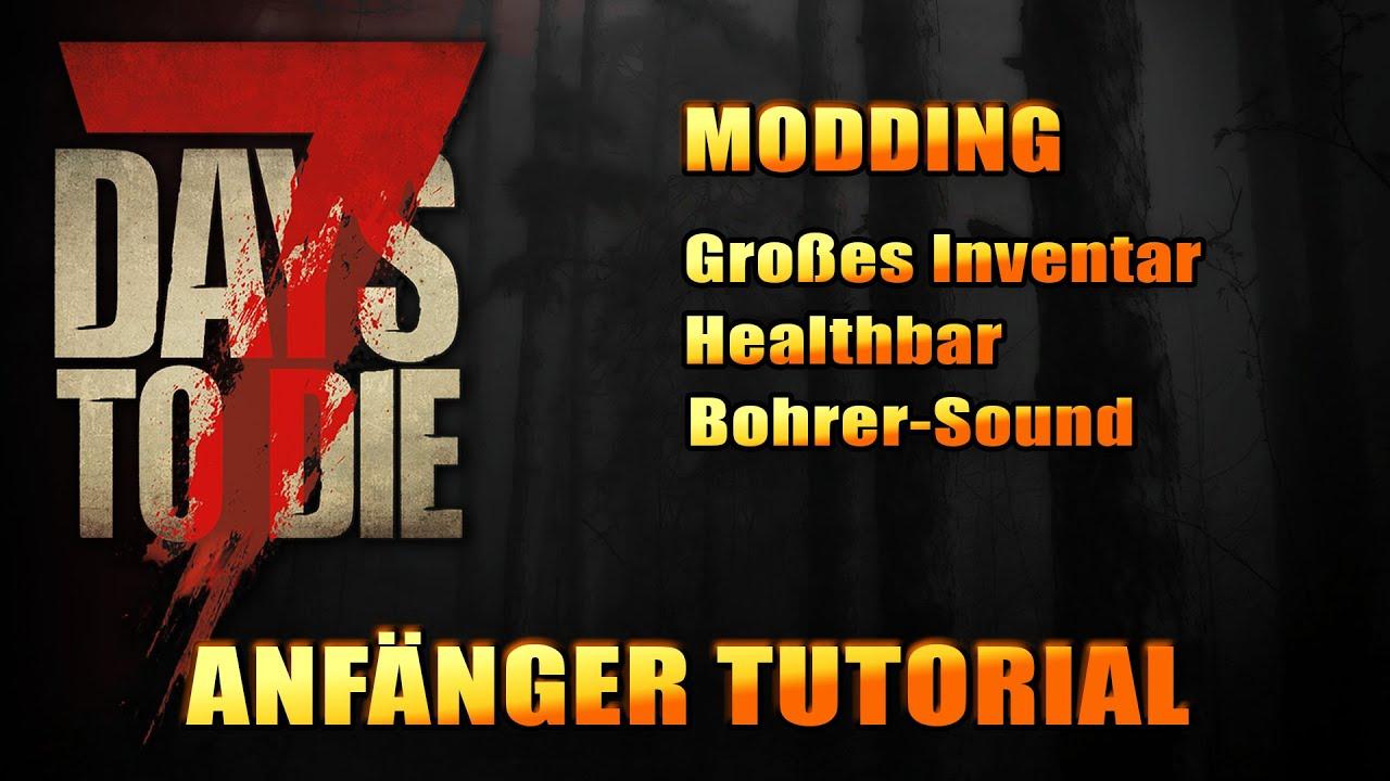 7 Days to Die 10 | Mods installieren | Alpha 19 Gameplay Deutsch Tutorial Beginner thumbnail