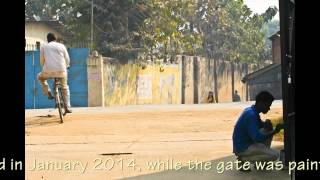 preview picture of video 'At the gate in Dimapur'