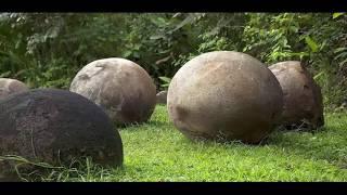 Кто разбросал гигантские каменные шары по всему миру ???