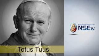 Con Madre Teresa en el cielo - TOTUS TUUS
