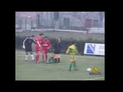 immagine di anteprima del video: CALDIERO TERME-ILLASI 1-0