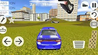 Extreme Car Driving Racing 3D #5 - Police Chase and Escape - Android Gameplay FHD
