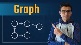 Data Structures Tutorial In Python #9 - Graph Introduction