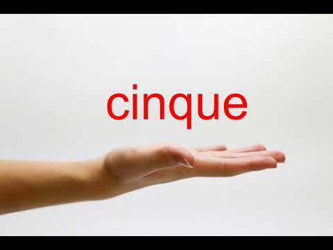 How To Pronounce Cinque - American English Mp3