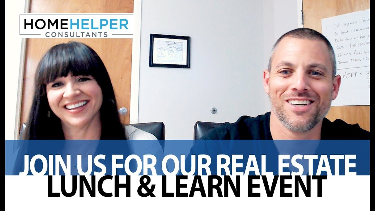 Join Us for Our Real Estate Lunch & Learn Event