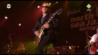 North Sea Jazz 2009 Live - Joe Bonamassa - So many roads (HD)