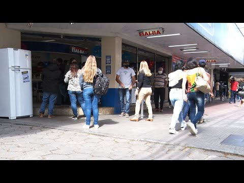 Comerciantes estão otimistas com as vendas do Dia dos Pais em Nova Friburgo; opção segura é o delivery