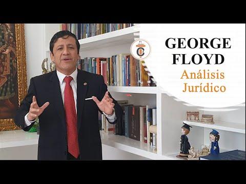 GEORGE FLOYD: ANÁLISIS JURÍDICO- Tribuna Constitucional 146 - Guido Aguila Grados