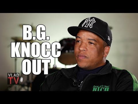 BG Knocc Out Thinks Malik Yoba is Gay for Dressing Like a Woman in Acting Roles (Part 16)