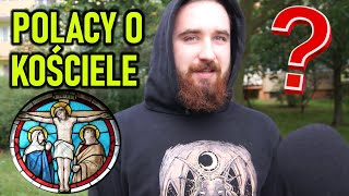 AW. kolejny odcinek ciekawa SONDA Co Polacy myślą o Kościele katolickim? SONDA ULICZNA
