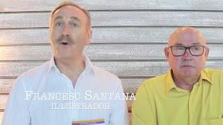 Salvador Vendrell i Francesc Santana parlen de «Més tort que una corbella»