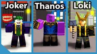 roblox super villain tycoon - TH-Clip