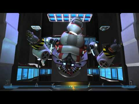 Splosion Man Official Trailer thumbnail